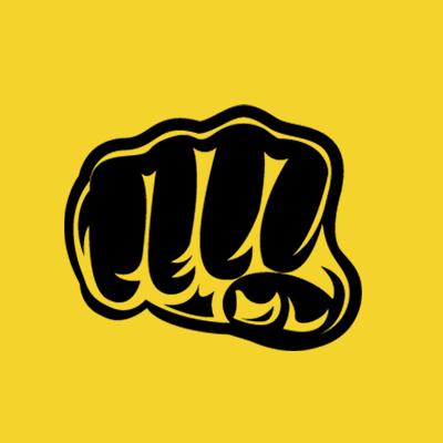 bethard casino logo yellow and black